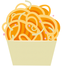 Pastabox-Carbo