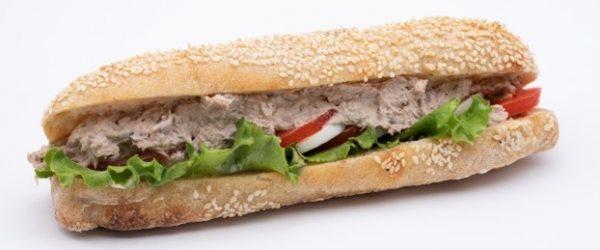 sandwich océan